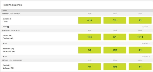 Paddy Power Betting Offers