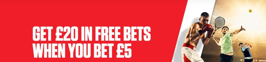 How to claim the Ladbrokes New Customer Offer