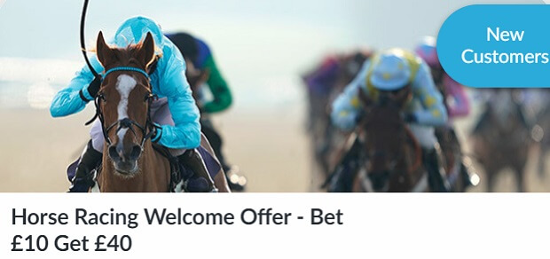 BetVictor Horse Racing Welcome Offer