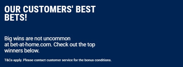 bet-at-home Promos